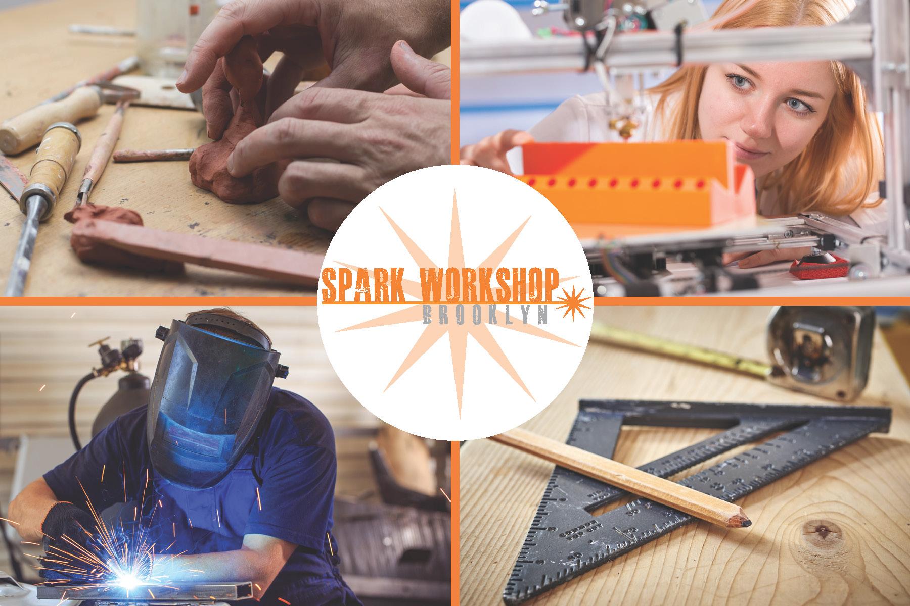 SPark Workshop Open Studios