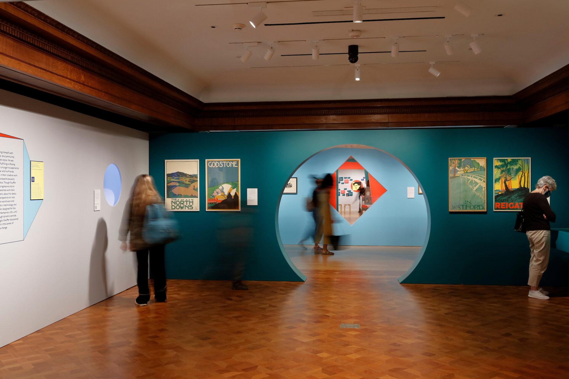 Cooper Hewitt / Underground Modernist: E. McKnight Kauffer