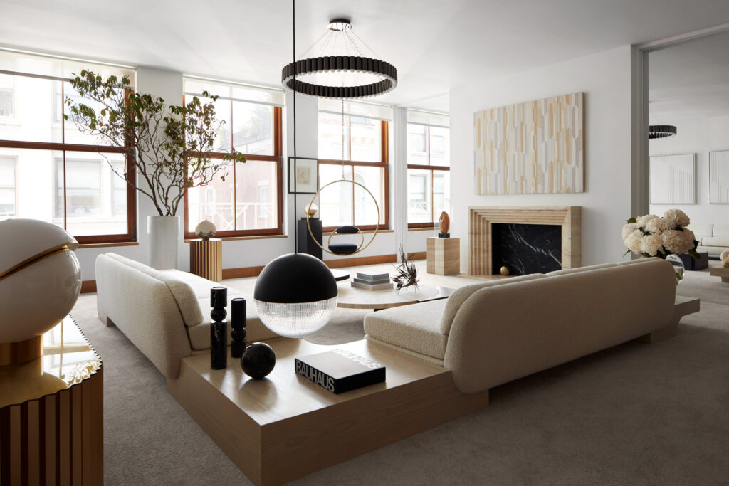 The Lee Broom Penthouse