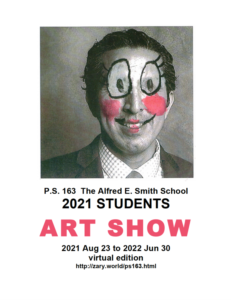 P.S.163 / Student Art Show - Virtual Edition