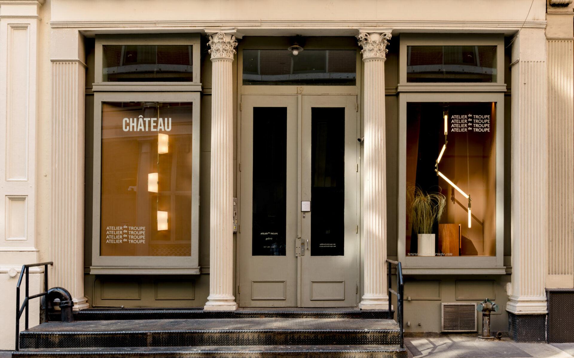 Atelier de Troupe / Château Open House